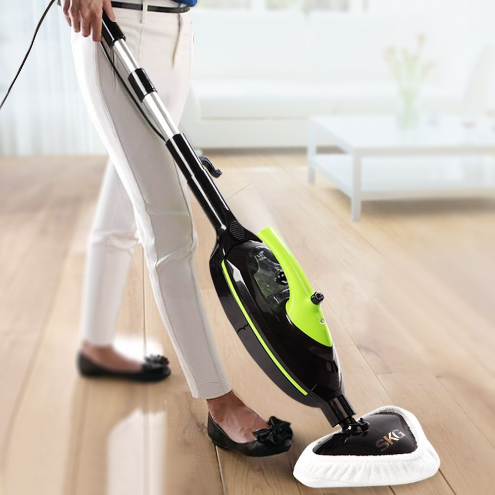 6 in 1 steam cleaner instructions