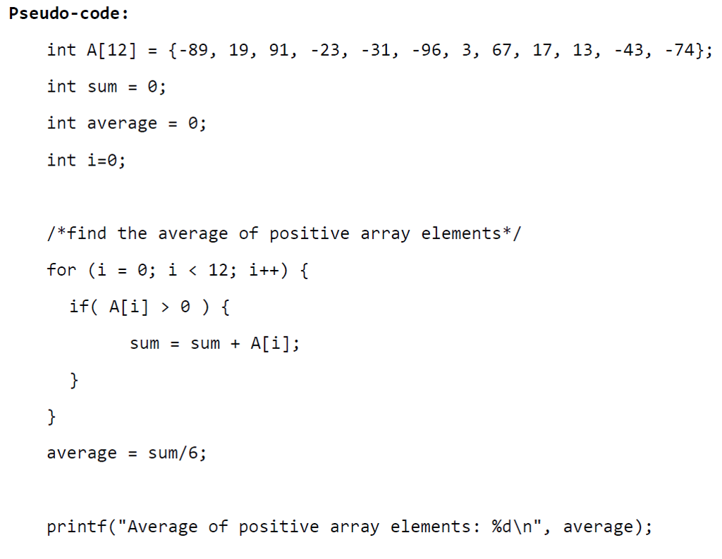 instructions to calculate sum of seies