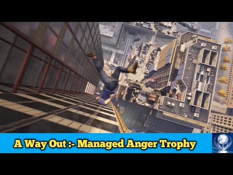 a way out trophy guide