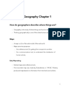 ap human geography chapter 1 learning guide answers